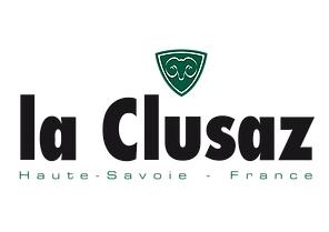 la clusaz logo site