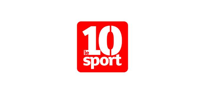 10 sport - logo l