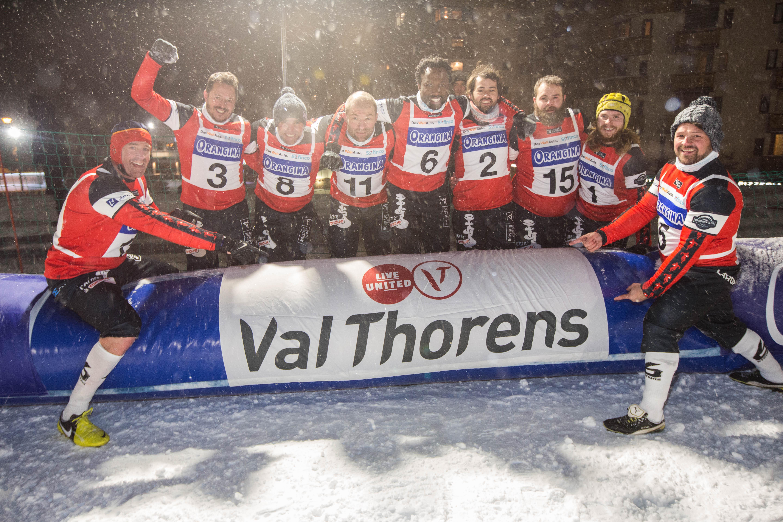 Equipe Val Thorens Tournoi 6 Stations Hiver 2018